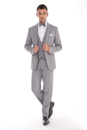 Picture of Allure Men Heather Gray